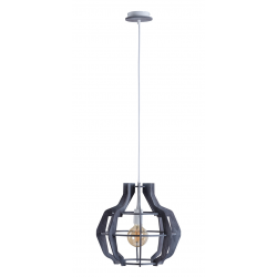 Bento Grey lampa wisząca 624 Keter Lighting