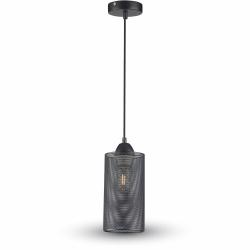 Can Shape lampa wisząca czarna VT-7132-MB V-TAC