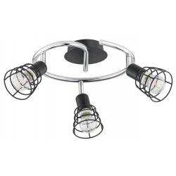 Cage Fog plafon 1633 Keter Lighting