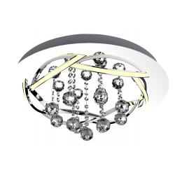 Korfu plafon chrom LED A0016-160 Candellux