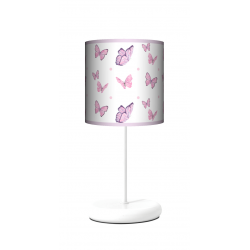 Motyle lampa stołowa EKO Fotolampy