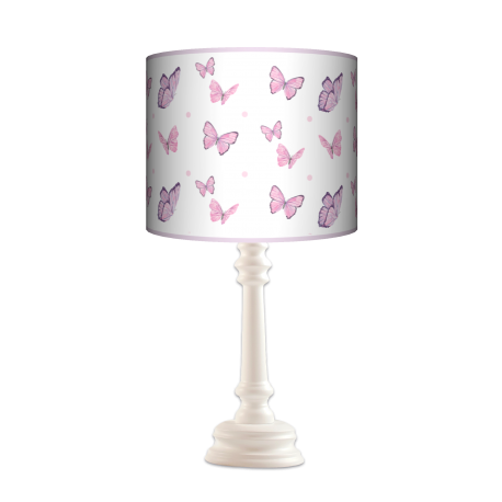 Motyle Queen lampa Fotolampy