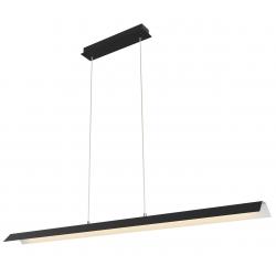 Kalamos lampa wisząca czarny LED A0034-310 Candellux