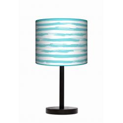 Paintbrusk lampa stojąca drewniana duża Fotolampy