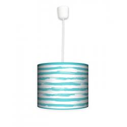 Paintbrusk lampa wisząca Fotolampy