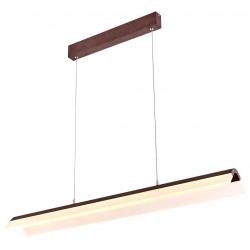 Curacoa lampa wisząca brązowa LED A0011-320 Candellux