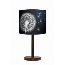 Sen nocy letniej lampa stojąca drewniana duża Fotolampy