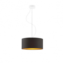 HajfaGold lampa wisząca 30 cm Lysne