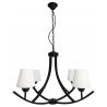Londyn lampa wisząca czarna 34-38838 Candellux