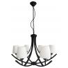 Londyn lampa wisząca czarna 36-38845 Candellux