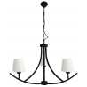 Londyn lampa wisząca czarna 33-38708 Candellux