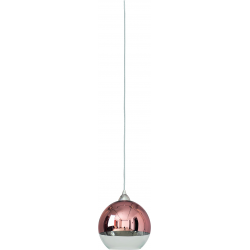 Globe S lampa wisząca miedziana 5763 Nowodvorski