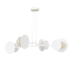 Idea 4 White lampa wisząca 793/4 Emibig