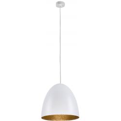 Egg M lampa wisząca biała 9021 Nowodvorski