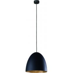 Egg M lampa wisząca czarna 9022 Nowodvorski