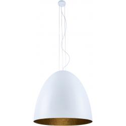Egg L lampa wisząca biała 9023 Nowodvorski