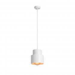 Kadm lampa wisząca 1028G Aldex