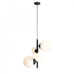 Balia Black lampa wisząca 1039L1 Aldex