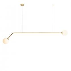Pure lampa wisząca gold 1064H30 Aldex