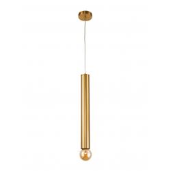 Austin Slim lampa wisząca złota 50101231 Ledea