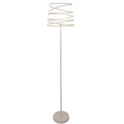 Akita lampa podłogowa biała 50501063 Ledea