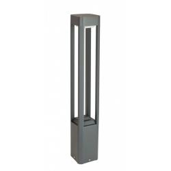 Fan kwadrat lampa ogrodowa FKW-800 SU-MA