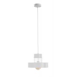 Bossi White lampa wisząca 867 Keter Lighting