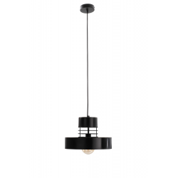 Bossi Black lampa wisząca 868 Keter Lighting