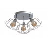 Luna Silver plafon 737 Keter Lighting