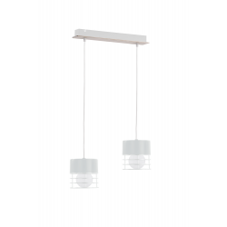 Casa White lampa wisząca 789 Keter Lighting