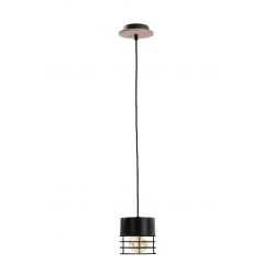 Casa Black lampa wisząca 840 Keter Lighting