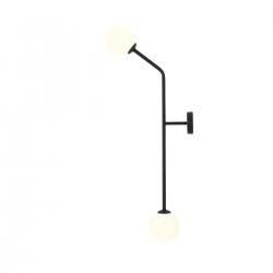 Pure kinkiet czarny 1064D1/2 Aldex