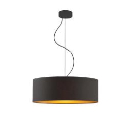 Hajfa Gold lampa wisząca 50 cm Lysne