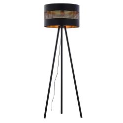 Tago Black lampa stojąca 5053 TK Lighting