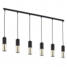 Elit Black lampa wisząca 4368 TK Lighting