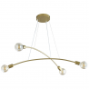 Helix lampa wisząca 2727 TK Lighting