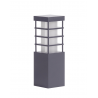 RADO II lampa stojąca ciemny popiel 3 DG SU-MA