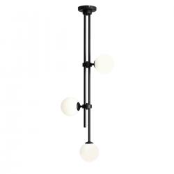 Harmony Black lampa wisząca 1073E1 Aldex