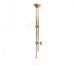 Harmony Gold lampa wisząca 1073E30 Aldex