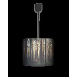 Las lampa wisząca mała Fotolampy