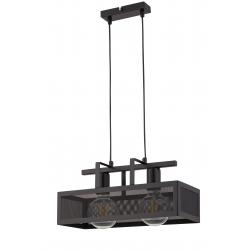 Albert lampa wisząca czarna 32175 Sigma