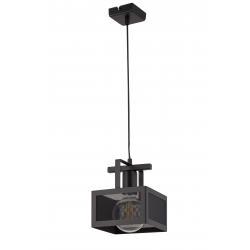 Albert lampa wisząca czarna 32177 Sigma