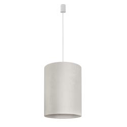 Barrel L White lampa wisząca 8445 Nowodvorski