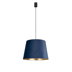Cone M Blue lampa wisząca 8443 Nowodvorski