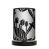 Tulipany lampka drewniana mała Fotolampy