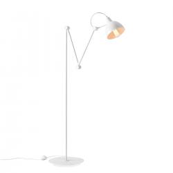 Aida Floor White lampa podłogowa 814A Aldex