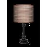Rattan Queen lampka drewniana Fotolampy