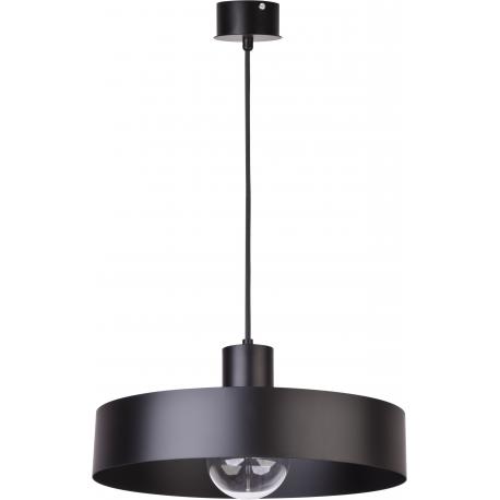 Rif lampa wisząca L czarna