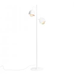 Beryl White lampa podłogowa 976A Aldex