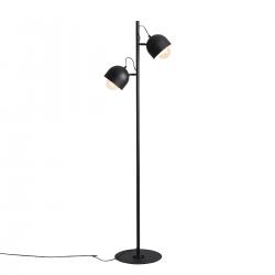 Beryl Black lampa podłogowa 976A1 Aldex